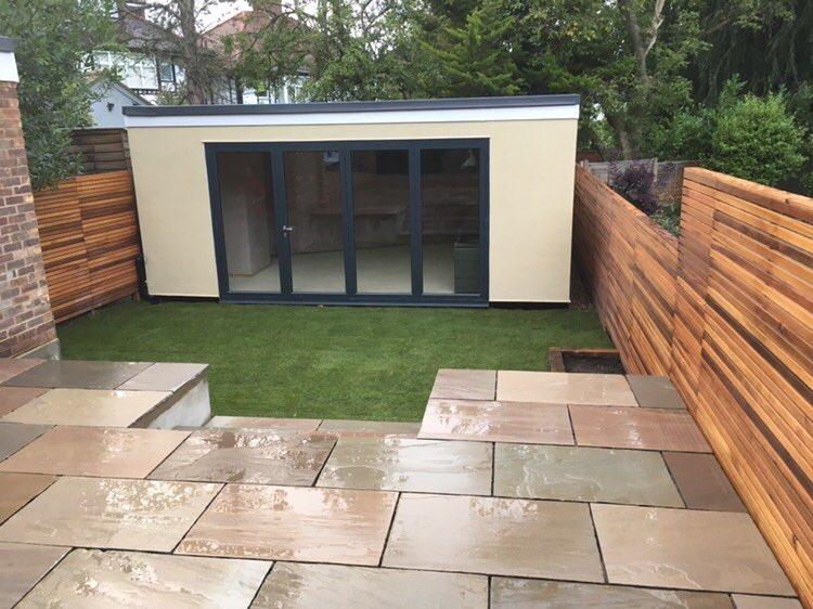 Garden Design In Hayes