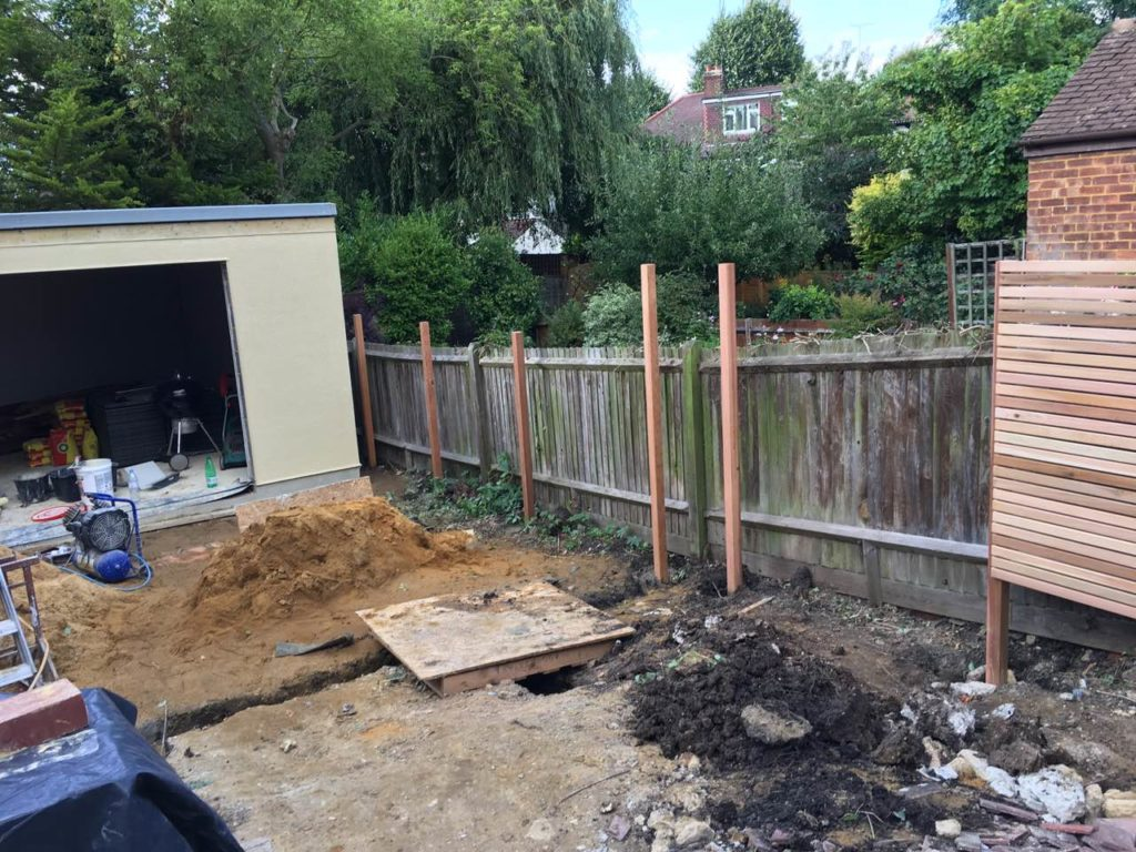 Garden Design In Slough